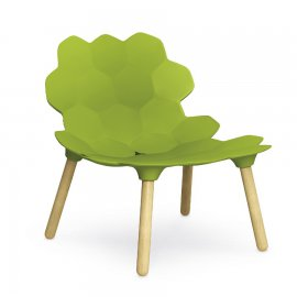 Tarta Lounge Chair by Slide