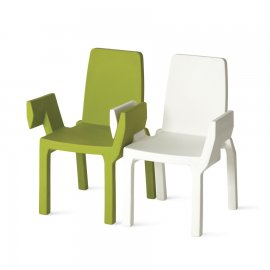 Doublix Chair by Slide