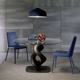 Liquid T247 Dining Table by Ozzio