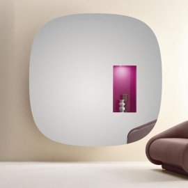 Aperture Mirror by Tonelli