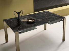 Livingstone Ceramic Dining Table by Tonelli
