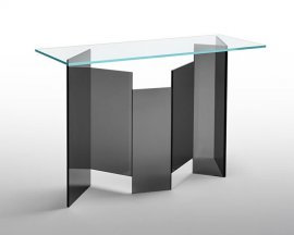 Metropolis Console Console Tables by Tonelli