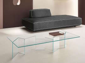Metropolis Low Table Coffee Table by Tonelli