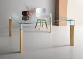 Perseo Dining Table by Tonelli