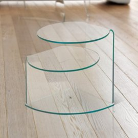 Kaori  End Table by Unico Italia