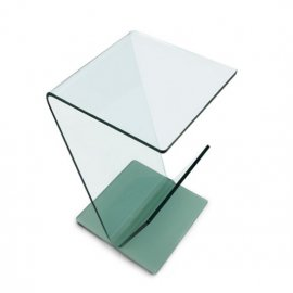 Origami Alto End Table by Unico Italia