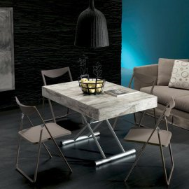 New Cover ET53 Coffee Table by Easyline