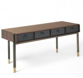 Bayus 2 End Table by Porada