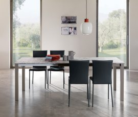 Mix Quadro ET56 Dining Tables by Easyline