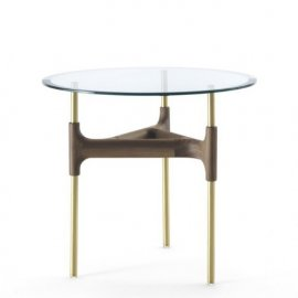 Joint 60 End Table by Porada