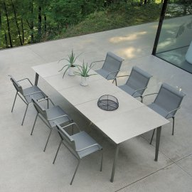 Kira Dining Table 691 Extending Dining Tables by Emu