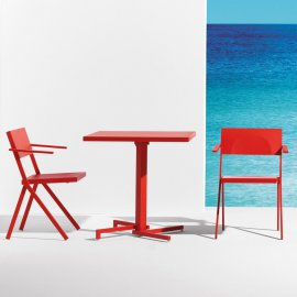Mia Folding Table Dining Tables by Emu