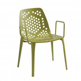 Pattern Armchair 511 Chairs by Emu