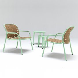 Yard Lounge Chair 503 by Emu