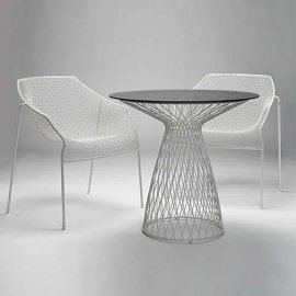 Heaven Dining Table by Emu