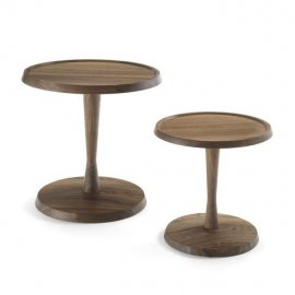 Pegaso Small Table End Table by Riva 1920