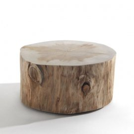 Eco & Eco Natural Sides End Tables by Riva 1920
