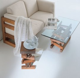 Falo Small Coffee Table by Riva 1920