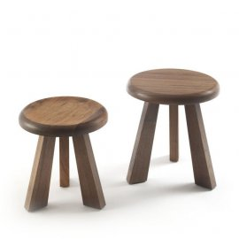 Giobbe E Achille End Tables by Riva 1920