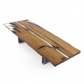 Kauri Beam Dining Table by Riva 1920