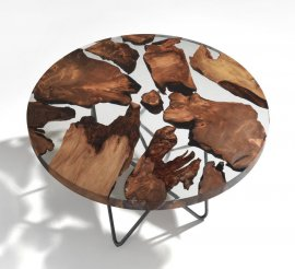 Earth Dining Table by Riva 1920