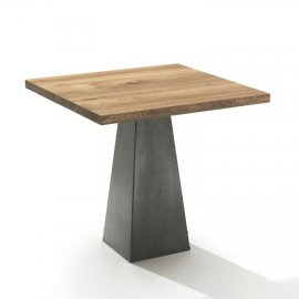Pyramid End Table by Riva 1920