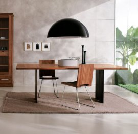 Natura Squared Dining Tables by Riva 1920