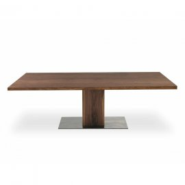 Boss Basic Rectangular Dining Table by Riva 1920
