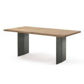 Sky Natura Squared Dining Tables by Riva 1920