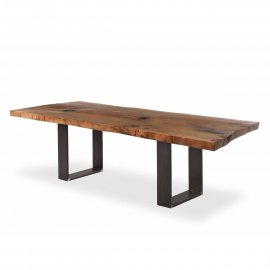 Kauri Newton Dining Table by Riva 1920