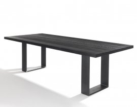 Newton Squared Dining Table by Riva 1920