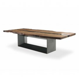 Cube Kauri  Dining Table by Riva 1920