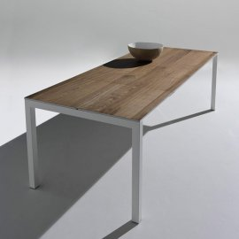 Lux Dining Tables by Horm