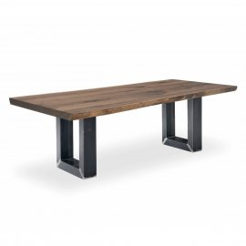 Sherwood Extra Natural Sides Dining Tables by Riva 1920
