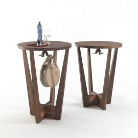 Parla End Table by Riva 1920
