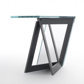 QuaDror01 End Table by Horm