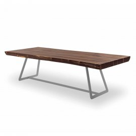 Woodstock-Callecult Base Dining Table by Riva 1920