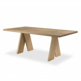 Jedi Dining Table by Riva 1920