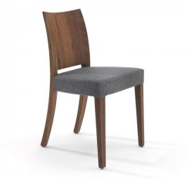 Pimpinella Leather-Cloth Chair by Riva 1920