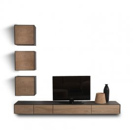 Rialto Wall Unit 2013 Cabinet by Riva 1920