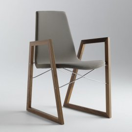 Ray Armchair Chair by Horm