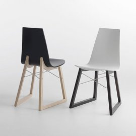 Ray Chair Chair by Horm