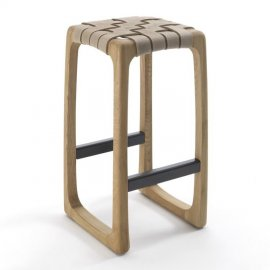 Bungalow Bar Stool Stool by Riva 1920