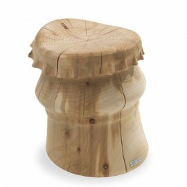 Bottle Cap Stool by Riva 1920