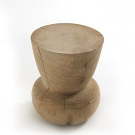 Miss Champagne Stool by Riva 1920