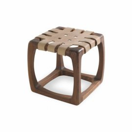 Bungalow Stool by Riva 1920