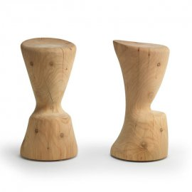 Coppa Stool by Riva 1920