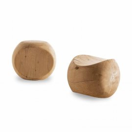 Amedea Stool by Riva 1920