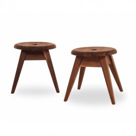 Brenta Stool by Riva 1920