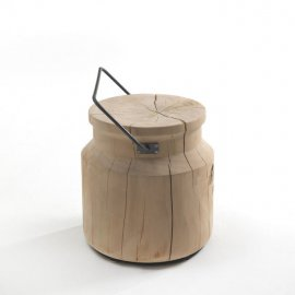 Secchiolatte Stool by Riva 1920